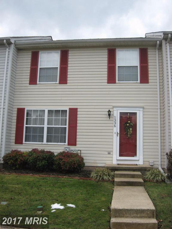 1336 Salonica Place, Bel Air, MD 21014 (#HR10120012) :: The Sebeck Team of RE/MAX Preferred