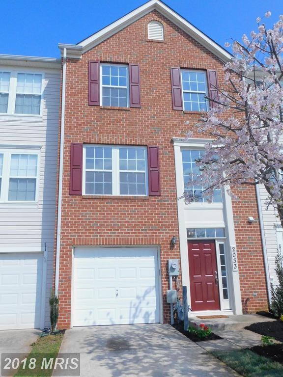 2033 Maria Court, Forest Hill, MD 21050 (#HR10213133) :: The Daniel Register Group