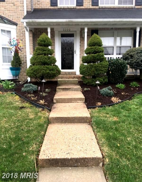 2200 Hunters Chase, Bel Air, MD 21015 (#HR10217602) :: Tessier Real Estate