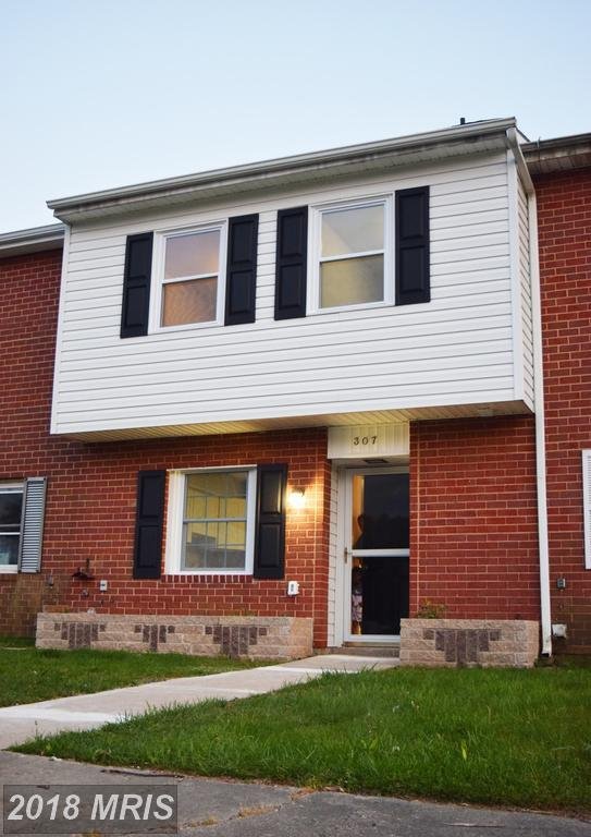 307 Sweet Briar Court, Joppa, MD 21085 (#HR10237082) :: The Withrow Group at Long & Foster