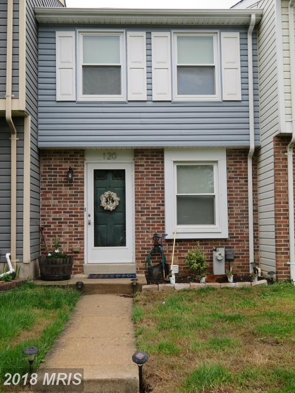 120 Long Meadow Court, Abingdon, MD 21009 (#HR10247545) :: Advance Realty Bel Air, Inc