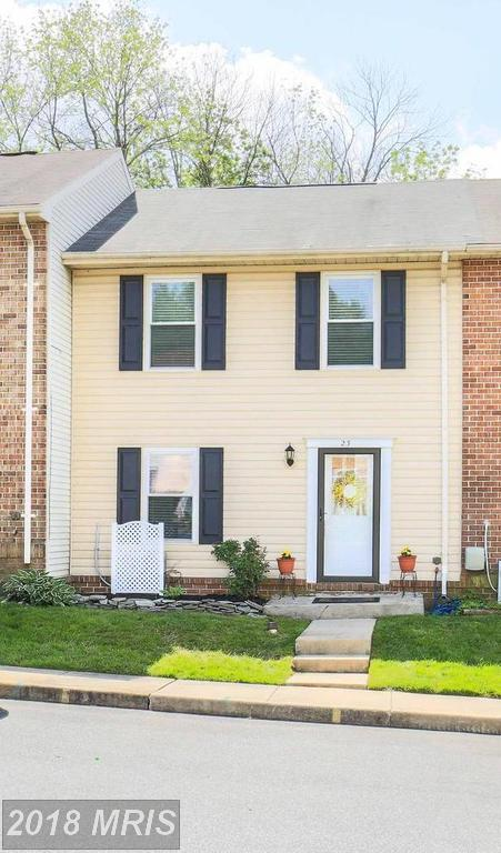 23 Patrick's Court, Abingdon, MD 21009 (#HR10250595) :: Advance Realty Bel Air, Inc