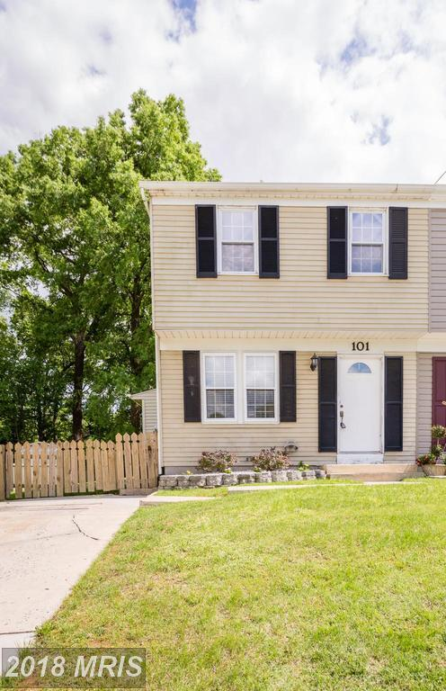 101 Haverhill Road, Joppa, MD 21085 (#HR10253540) :: AJ Team Realty