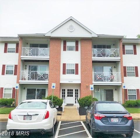 1210 Mist Wood Court #302, Belcamp, MD 21017 (#HR10260858) :: Provident Real Estate