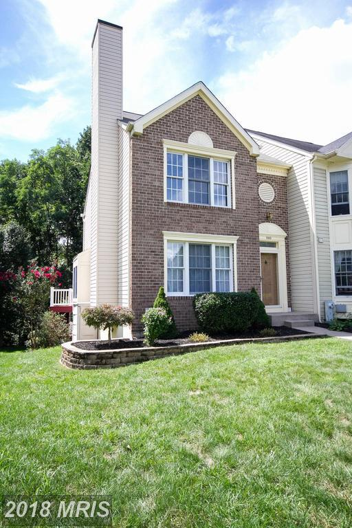 1063 Wingate Court G-1, Bel Air, MD 21014 (#HR10323208) :: The Dailey Group