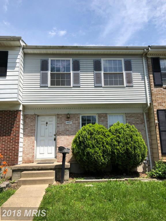 1467 Harford Square Drive, Edgewood, MD 21040 (#HR9014471) :: Tessier Real Estate