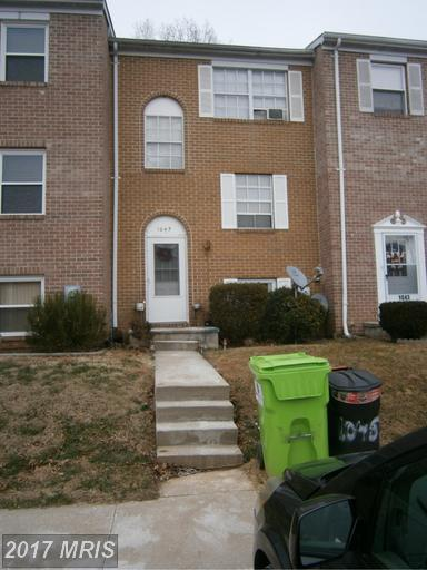 1045 Lake Front Drive, Edgewood, MD 21040 (#HR9846279) :: Pearson Smith Realty