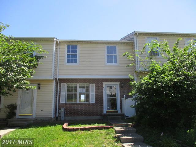 871 Clover Leaf Court, Edgewood, MD 21040 (#HR9976635) :: LoCoMusings