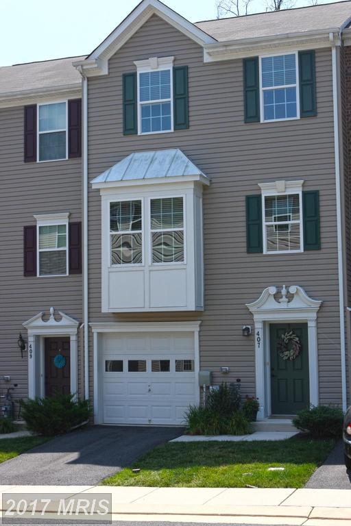 407 Signal Court #34, Bel Air, MD 21014 (#HR9994119) :: Pearson Smith Realty