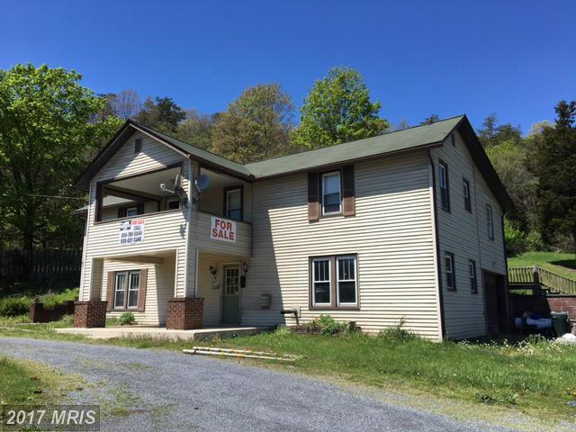 0 Rt 50 Junction, Purgitsville, WV 26852 (#HS9939733) :: Pearson Smith Realty