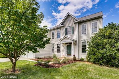 14709 Carriage Mill Road, Woodbine, MD 21797 (#HW10075130) :: Charis Realty Group