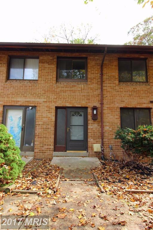 8907 Footed Ridge, Columbia, MD 21045 (#HW10078214) :: LoCoMusings