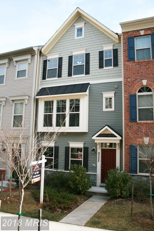 9305 White Chute Way, Laurel, MD 20723 (#HW10136000) :: Pearson Smith Realty