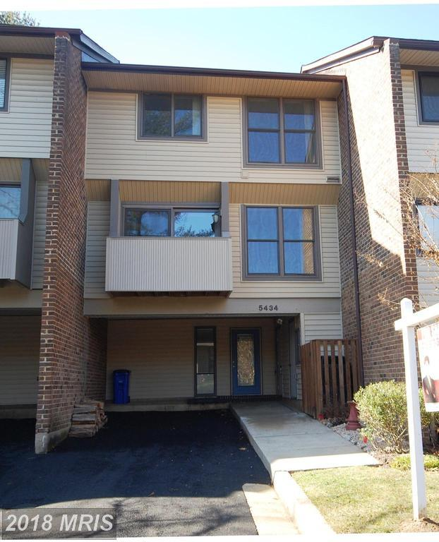 5434 Ring Dove Lane D-1-06, Columbia, MD 21044 (#HW10161153) :: The Bob & Ronna Group
