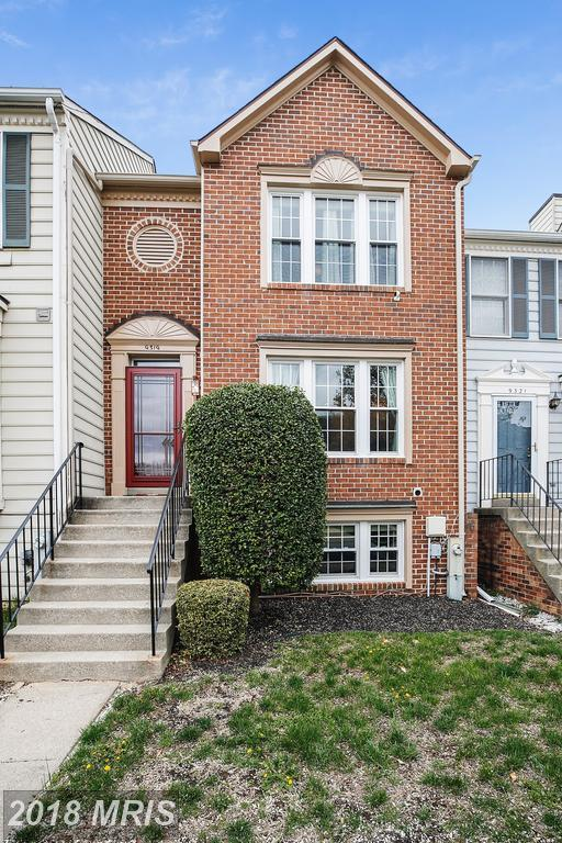 9319 Kendal Circle, Laurel, MD 20723 (#HW10221910) :: The Withrow Group at Long & Foster