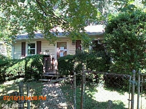9207 Gross Avenue, Laurel, MD 20723 (#HW10303021) :: Frontier Realty Group