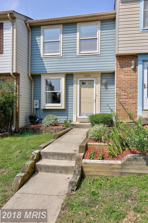 5823 Rowanberry Drive 2E, Elkridge, MD 21075 (#HW10322643) :: Keller Williams Pat Hiban Real Estate Group