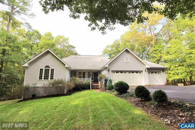 975 Oak Grove Drive, Mineral, VA 23117 (#LA10081087) :: Pearson Smith Realty