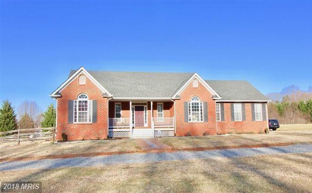 785 Burruss Mill Road, Bumpass, VA 23024 (#LA10135763) :: Pearson Smith Realty
