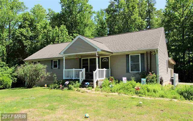 54 Robbie Road, Bumpass, VA 23024 (#LA9955763) :: Pearson Smith Realty