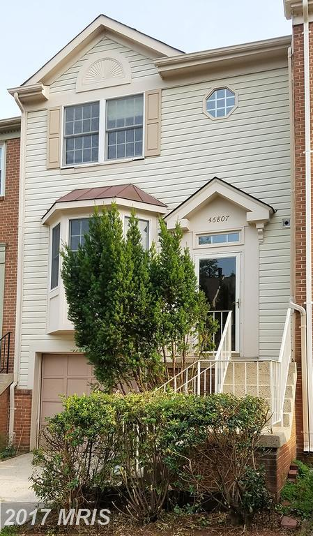 46807 Ironstone Terrace, Sterling, VA 20164 (#LO10004913) :: Pearson Smith Realty