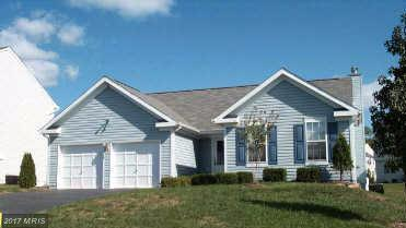 17280 Magic Mountain Drive, Round Hill, VA 20141 (#LO10011118) :: LoCoMusings