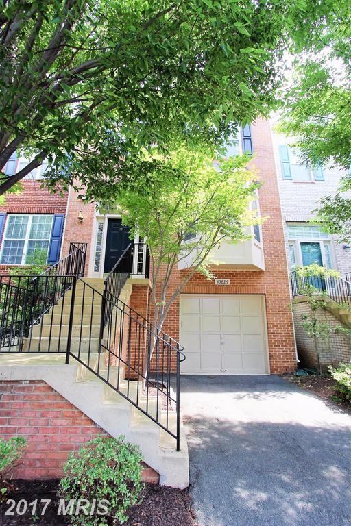 45826 Edwards Terrace, Sterling, VA 20166 (#LO10016105) :: Provident Real Estate