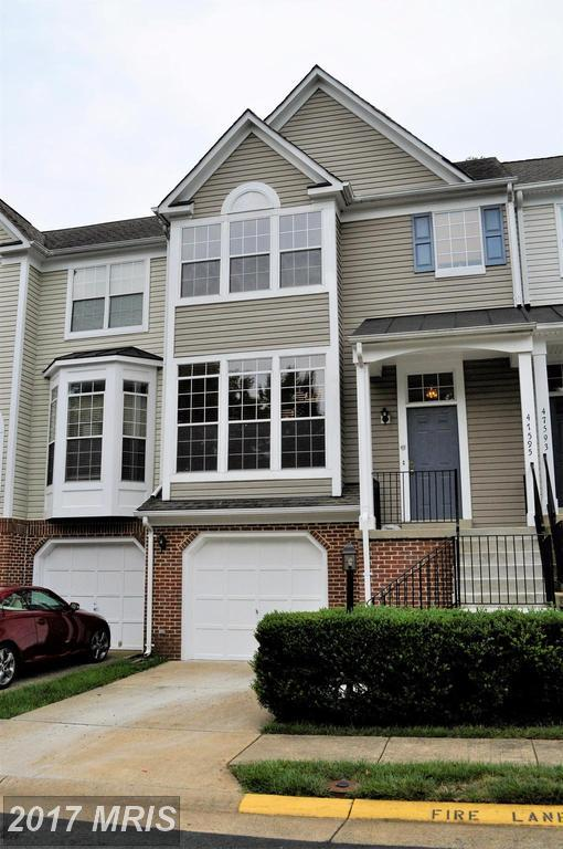 47595 Woodboro Terrace, Sterling, VA 20165 (#LO10031299) :: Pearson Smith Realty
