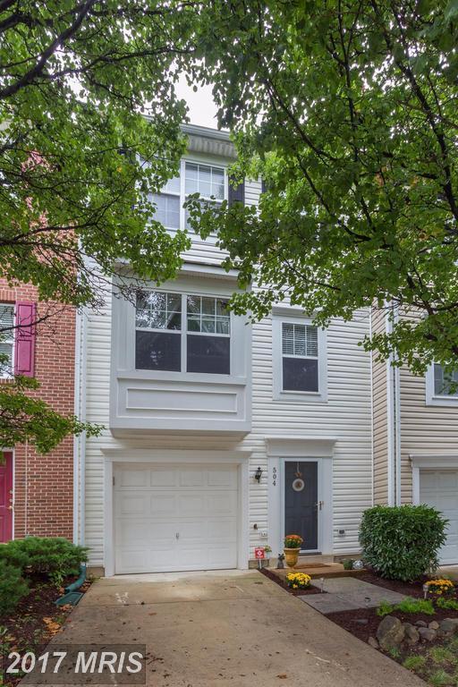 504 Sparkleberry Terrace NE, Leesburg, VA 20176 (#LO10056352) :: Provident Real Estate