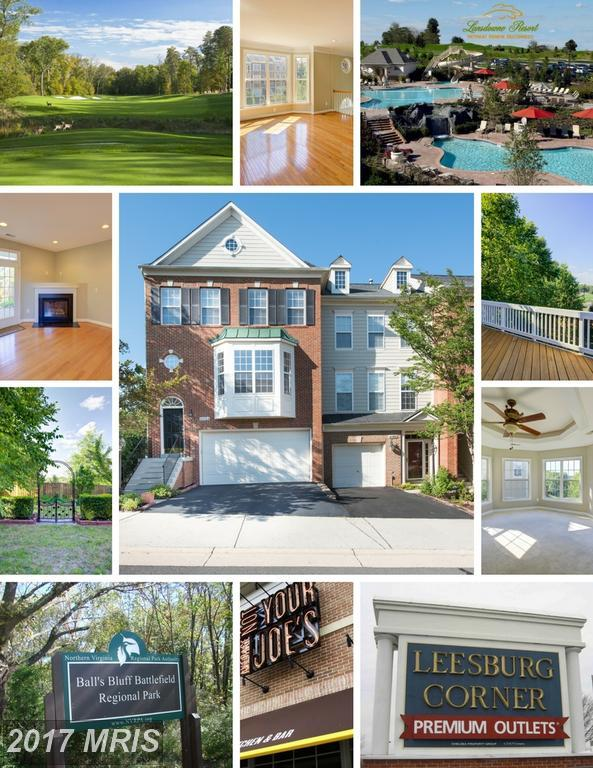 43764 Lees Mill Square, Leesburg, VA 20176 (#LO10061568) :: Wicker Homes Group