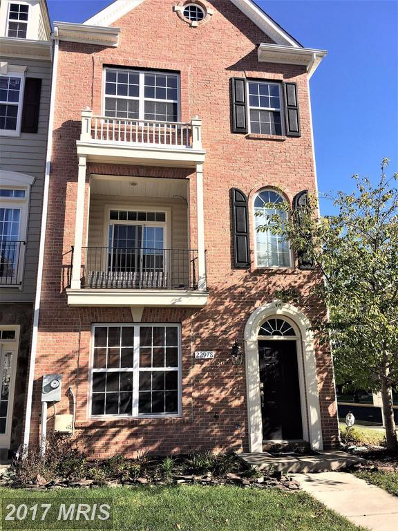 22978 Eversole Terrace, Ashburn, VA 20148 (#LO10084803) :: Colgan Real Estate
