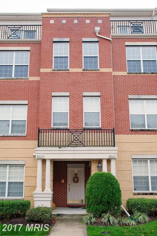 42639 Highgate Terrace #42639, Ashburn, VA 20148 (#LO10101994) :: Wicker Homes Group