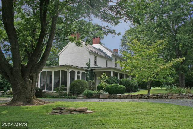 19606 Telegraph Springs Road, Purcellville, VA 20132 (#LO10114719) :: Pearson Smith Realty