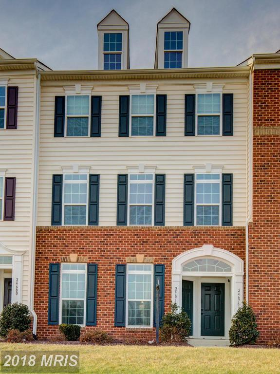24678 Footed Ridge Terrace, Sterling, VA 20166 (#LO10136161) :: Pearson Smith Realty