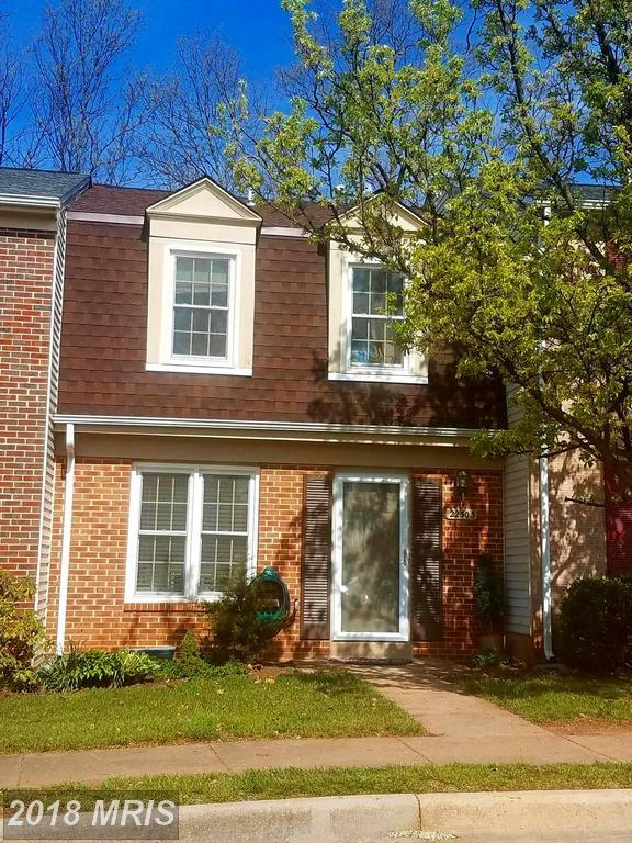 22303 Mayfield Square, Sterling, VA 20164 (#LO10217843) :: LoCoMusings