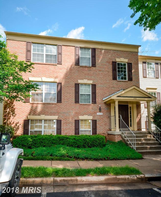 1114 Huntmaster Terrace NE #101, Leesburg, VA 20176 (#LO10250846) :: Bic DeCaro & Associates
