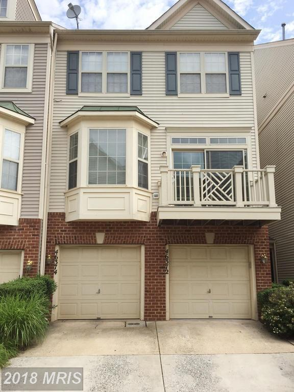 46372 Monocacy Square, Sterling, VA 20165 (#LO10258531) :: The Withrow Group at Long & Foster