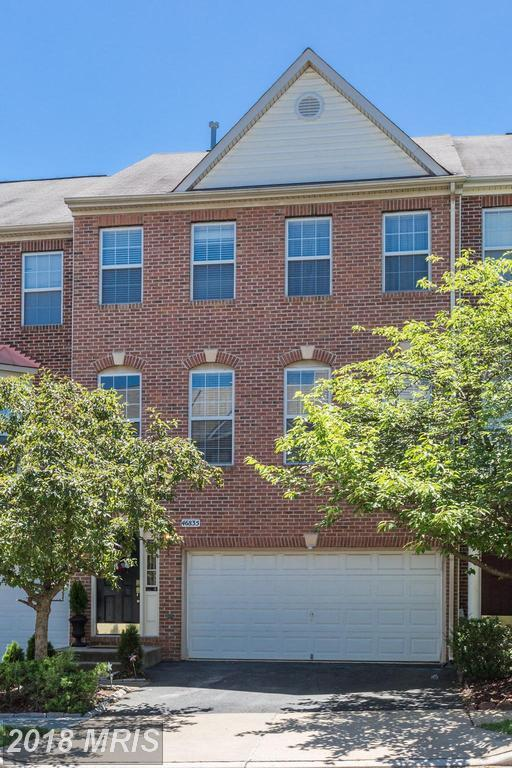 46835 Mountain Laurel Terrace, Sterling, VA 20164 (#LO10272317) :: The Withrow Group at Long & Foster