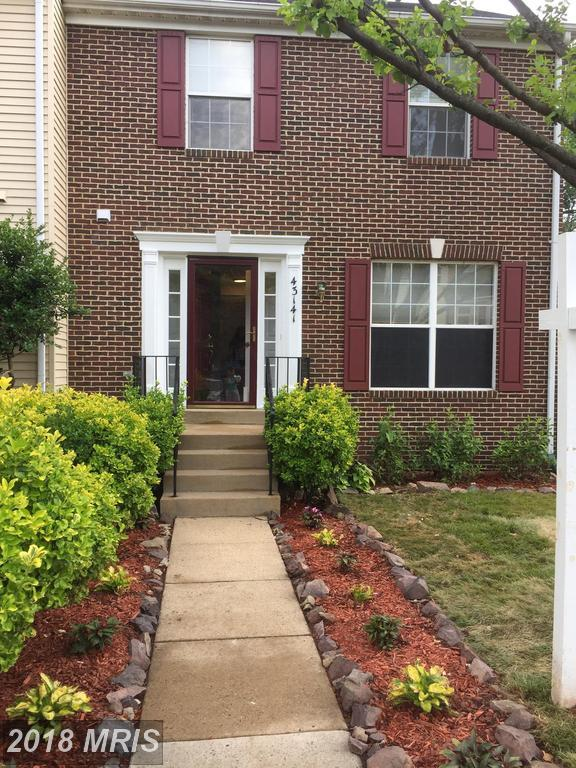 43141 Gatwick Square, Ashburn, VA 20147 (#LO10297888) :: Keller Williams Pat Hiban Real Estate Group
