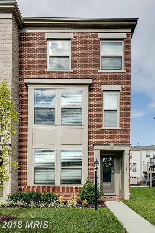 23499 Adagio Terrace, Ashburn, VA 20148 (#LO10341643) :: The Greg Wells Team