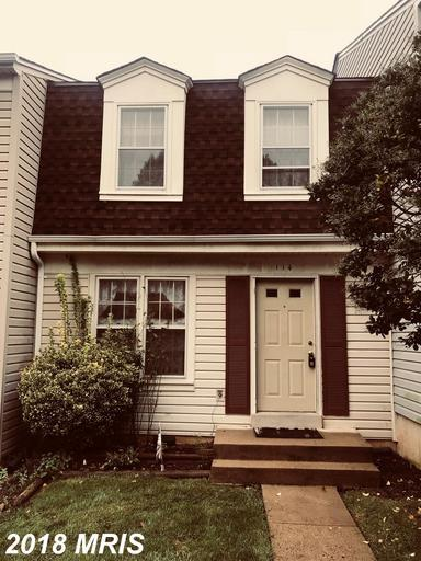 114 Andrew Place #36, Sterling, VA 20164 (#LO10354257) :: The Putnam Group