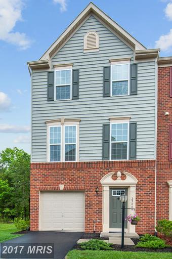 22846 Yellow Oak Terrace, Sterling, VA 20166 (#LO9939269) :: LoCoMusings