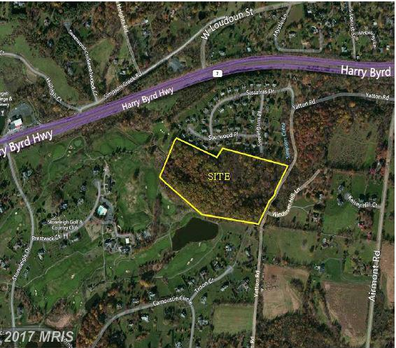 17829 Yatton Road, Round Hill, VA 20141 (#LO9942444) :: LoCoMusings
