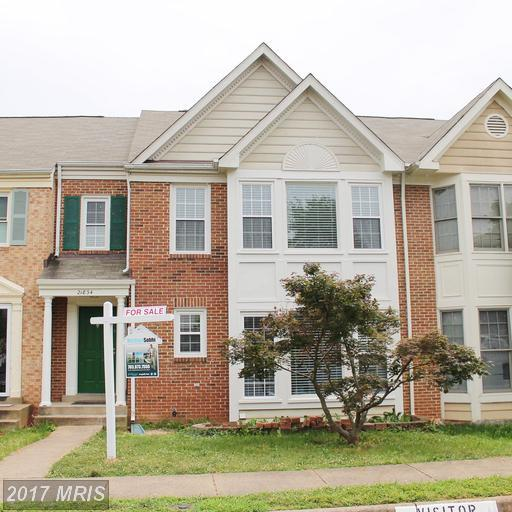 21834 Formosa Square, Sterling, VA 20164 (#LO9971714) :: The Vashist Group