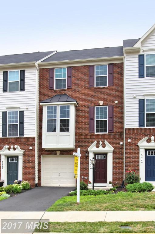 45944 Grammercy Terrace, Sterling, VA 20166 (#LO9995727) :: LoCoMusings