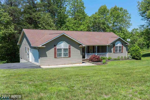 104 Half Penny Lane, Madison, VA 22727 (#MA9954603) :: Pearson Smith Realty