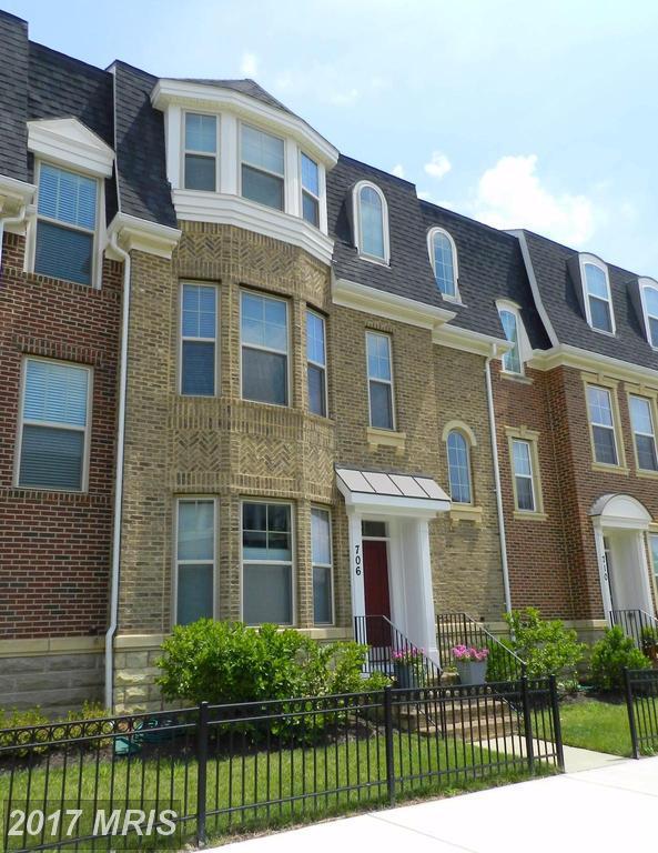 706 Crown Park Avenue, Gaithersburg, MD 20878 (#MC10016220) :: Dart Homes