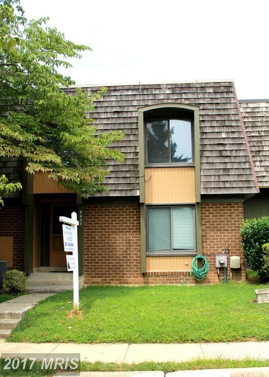 9427 Hickory View Place, Montgomery Village, MD 20886 (#MC10027126) :: Gary Walker at RE/MAX Realty Services