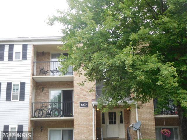 8203 Whispering Oaks Way #203, Gaithersburg, MD 20879 (#MC10034960) :: Pearson Smith Realty