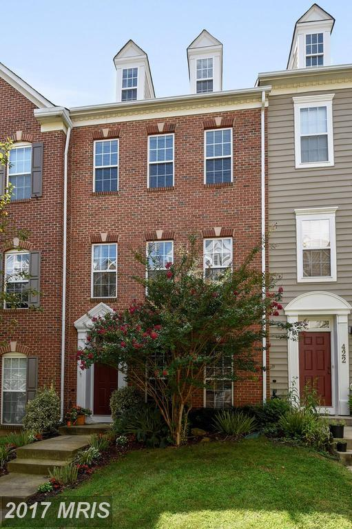 424 Phelps Street, Gaithersburg, MD 20878 (#MC10052081) :: Pearson Smith Realty